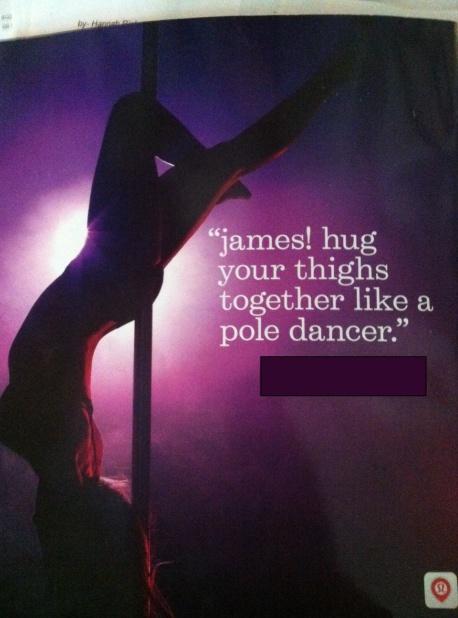 yoga thighs