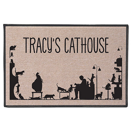cathouse mat