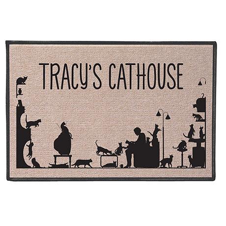 cathouse mat