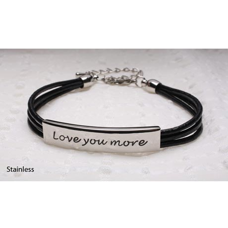 loveyoumorebracelet